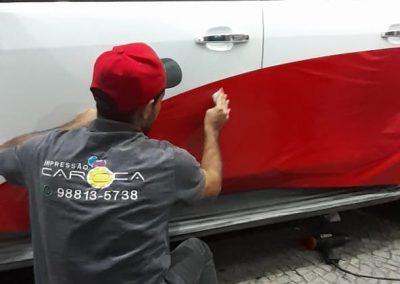 Envelopamento de veículos